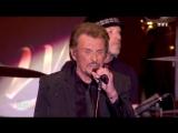 Johnny Hallyday, Jacques Dutronc et Eddy Mitchell - Les Vieilles Canailles, Bercy (24.06.2017)