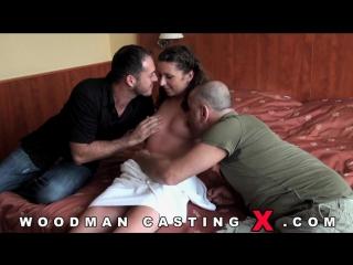 Анна карела на порно кастинге у вудмана 11