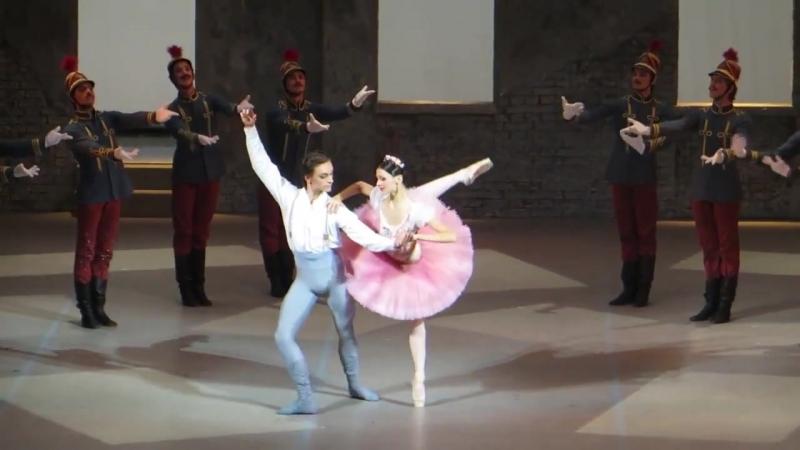 Coppelia - 1.11.2013 - Sergei Polunin - Kristina Shapran