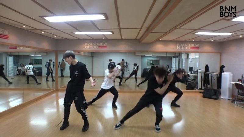 BNM BOYS – 'Hollywood DANCE PRACTICE VIDEO