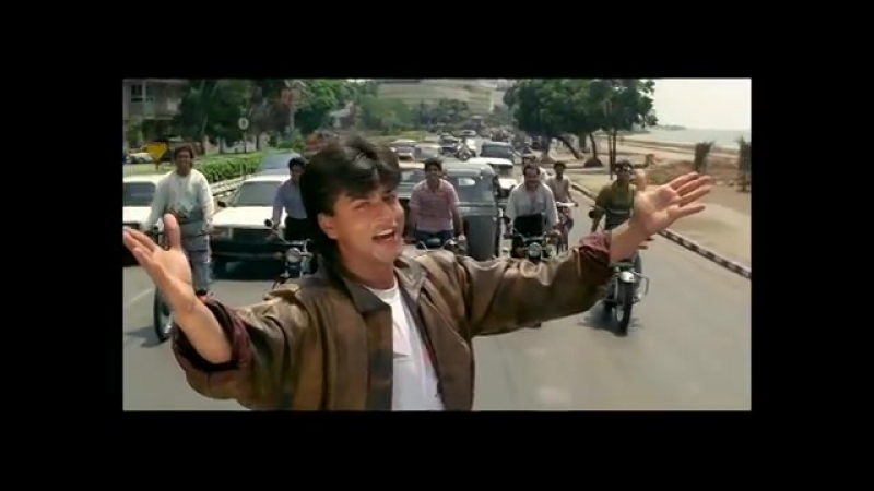 Koi Na Koi Chahiye Pyar Karne Wala Full Video Song _ Deewana _ Shahrukh Khan _ V