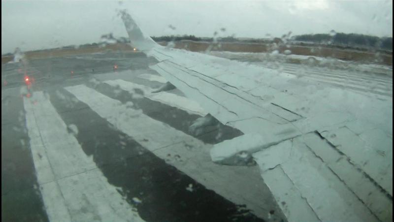 Boeing 737-500 UTair ULLI Take-off