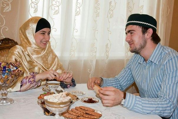 В Грозном открылся семейный исламский маркет