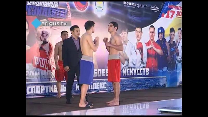 Вадим Бусеев сразится с бойцом MMA из Китая
