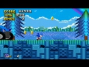 Sonic BTS Hilltop heights boss (w Mike Pollock voice)