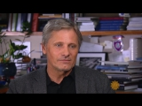 Viggo Mortensen on CBS Sunday Morning (2016)