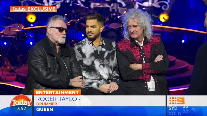 QAL - The Today Show, AU, ‏ 21.02.2018