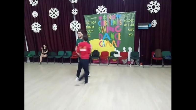MXDC 2018 Коля и Женя - Корзиночка