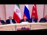 Путин объявил об окончании войны в Сирии: Масштабные боевые действия завершаются, по террористам нанесен решающий удар.