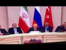 Путин объявил об окончании войны в Сирии Масштабные боевые действия завершаются, по террористам нанесен решающий удар.