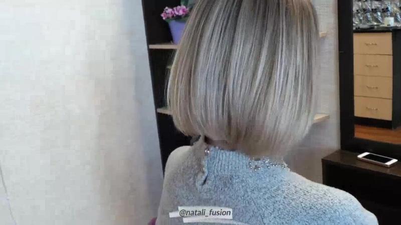 Ветер в Твоих волосах Натали Фьюжн