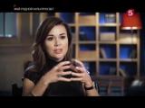 Анастасия Заворотнюк в проекте «Мой родной культпросвет» (Пятый канал)