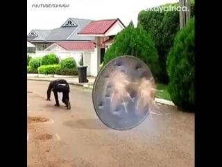 top 10 hilarious special effects scenes in african movies