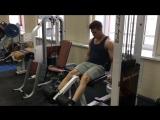 Тренировка за 30 сек (ноги)