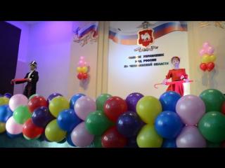 я люблю танцевать Соколова Наталья, Кошман Виктор