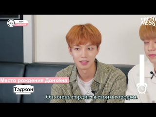 One Minute Self-Introduction With MXM