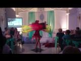 Аэлита шоу. Нарезка из трех номеров: световое, фламенко, бурлеск