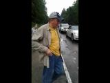 22.08.2017 - Перекрытие Старо-Приозерского шоссе