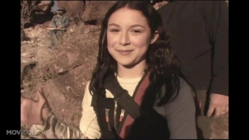 За кадром фильма Дети шпионов 2 Остров несбывшихся надежд 2002 Часть 2