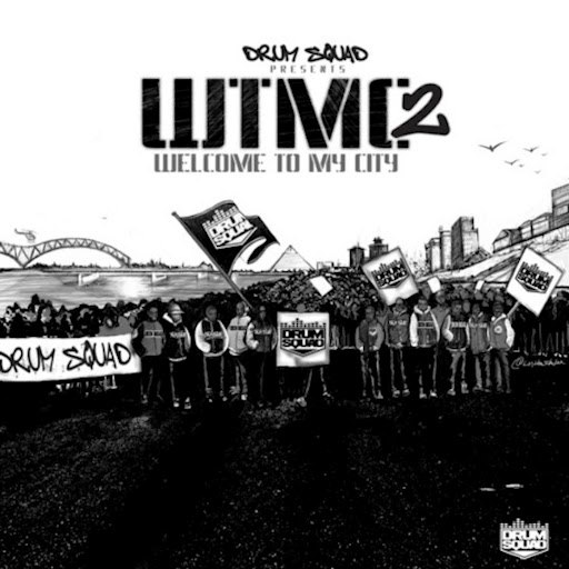 Drumma Boy альбом Welcome to My City Vol. 2