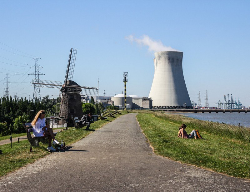 Doel/Дул, Бельгия