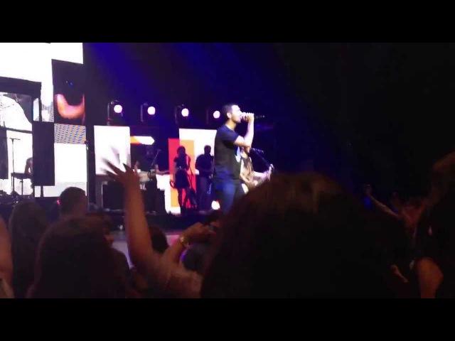 Jonas Brothers- SOS Live (16 August 2013)