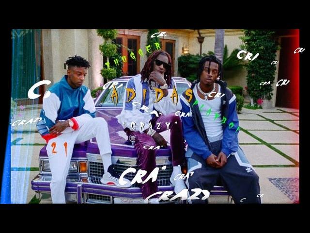 Adidas Crazy SS18 ft 21 Savage Playboi Carti and Young Thug
