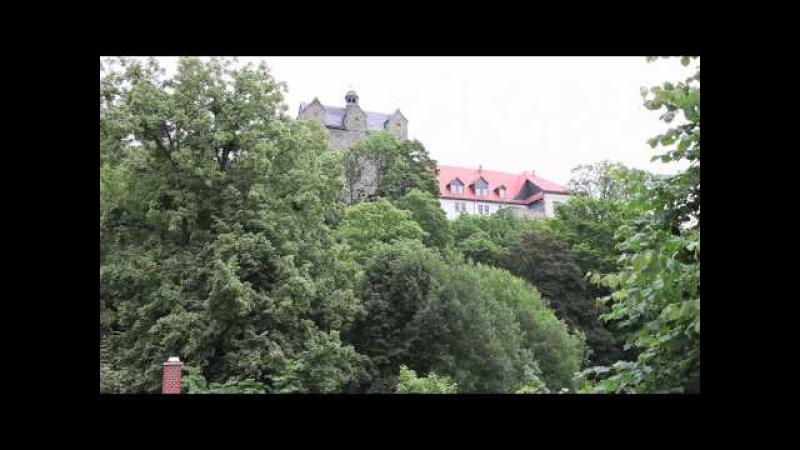 Ballenstedt - Die Wiege Anhalts - Sachsen-Anhalt - Deutschland