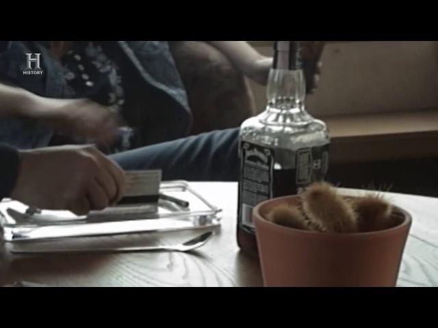 Секретные нарковойны 3 серия. Банды, тюрьмы и королевы метамфетамина 1 часть (2017)
