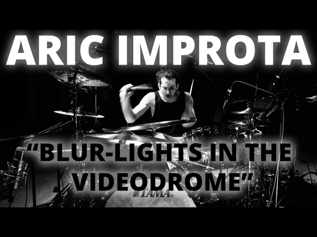 Meinl Cymbals - Aric Improta - Blur-Lights in the Videodrome