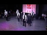 Школа танцев Belanova - 4 место на Russian Bachata Forum 2017