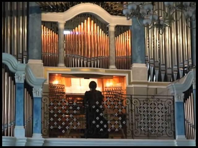 И.С.Бах - Ш.Гуно Ave Maria BWV 846 из ХТК т.1