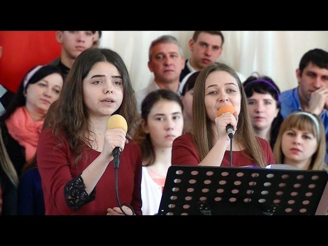 Церковь ЕХБ г. Мерефа. Рождественское служение (08.01.2018)