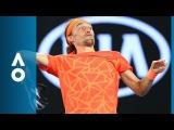 Alexandr Dolgopolov v Matthew Ebden match highlights (2R) | Australian Open 2018