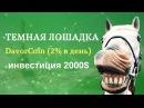 Тёмная лошадка DavorCoin – инвестиция 2000$ в Lending