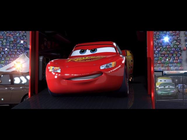 Скорость, я скорость. Тачки (2006)