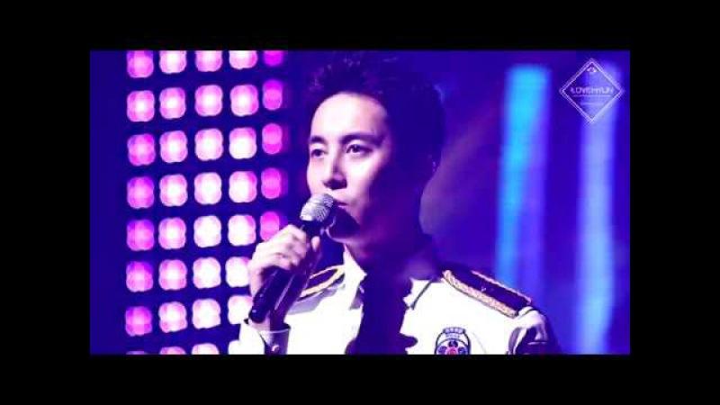 171016 경기남부경찰청홍보단 경기도민 나눔콘서트 : 김형준(KimHyungJun)(SS501) - 내 머리가 나빠서