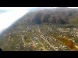 Владивосток-Кавалерово полный полет на як-40