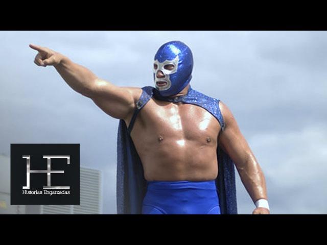 Historias Engarzadas - Blue Demon