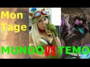 League of Legends - Montage- Dr,MUNDO vs TEMO лига легенд приколы Youtube