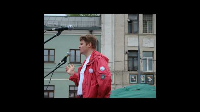 Обращение Валерия Парфёнова к ПДС НПСР