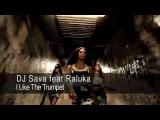 Dj Sava feat Raluka - I Like (танцевальный клип)