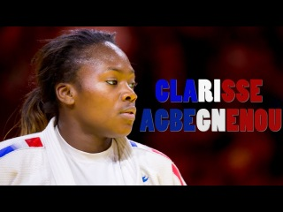 Clarisse Agbegnenou compilation - The strong - 柔道