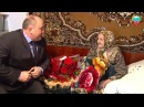 Глава района поздравил самую взрослую жительницу села Нижний Дженгутай с Международным женским днём