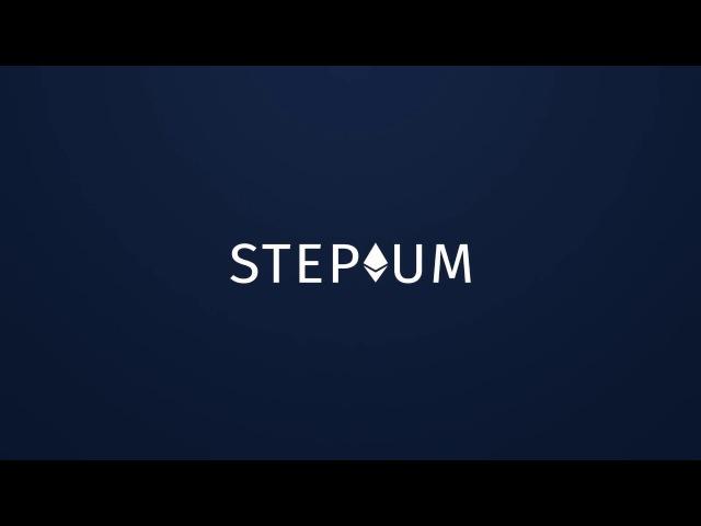 Регистрация эфириум-кошелька на сайте Blockchain.info STEPIUM