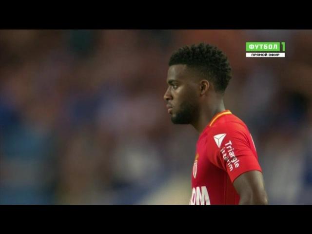 Thomas Lemar vs Marseille (H) 17/18 (Last Game For Monaco?)