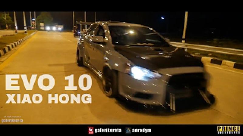 Proton Inspira FULL Convert EVO 10 4WD Full Video