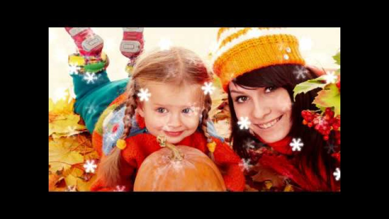 Ой-ой сніжинка впалаРозвиваюче відео-вірші для дітей українською мовою