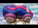 МАШИНКИ CARS Гоночная машинка Play Doh. Развивающий мультик про машинку
