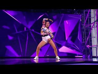 Танцы: Maru (Afro Bros - Wine Gyal (Gualtiero Remix)) (сезон 4, серия 2) из сериала Танцы смотреть беспл ...